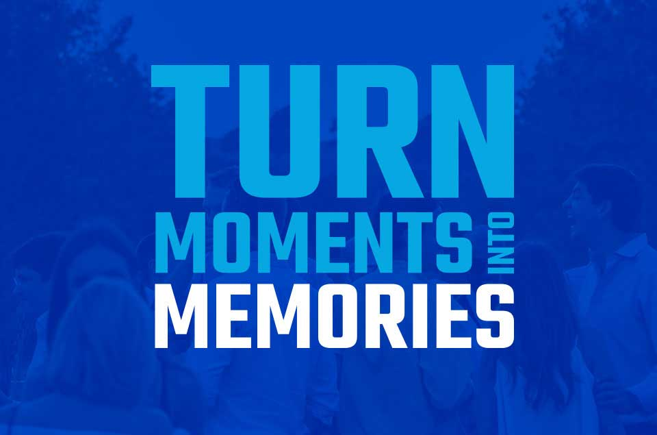 Turn Moments into Memories