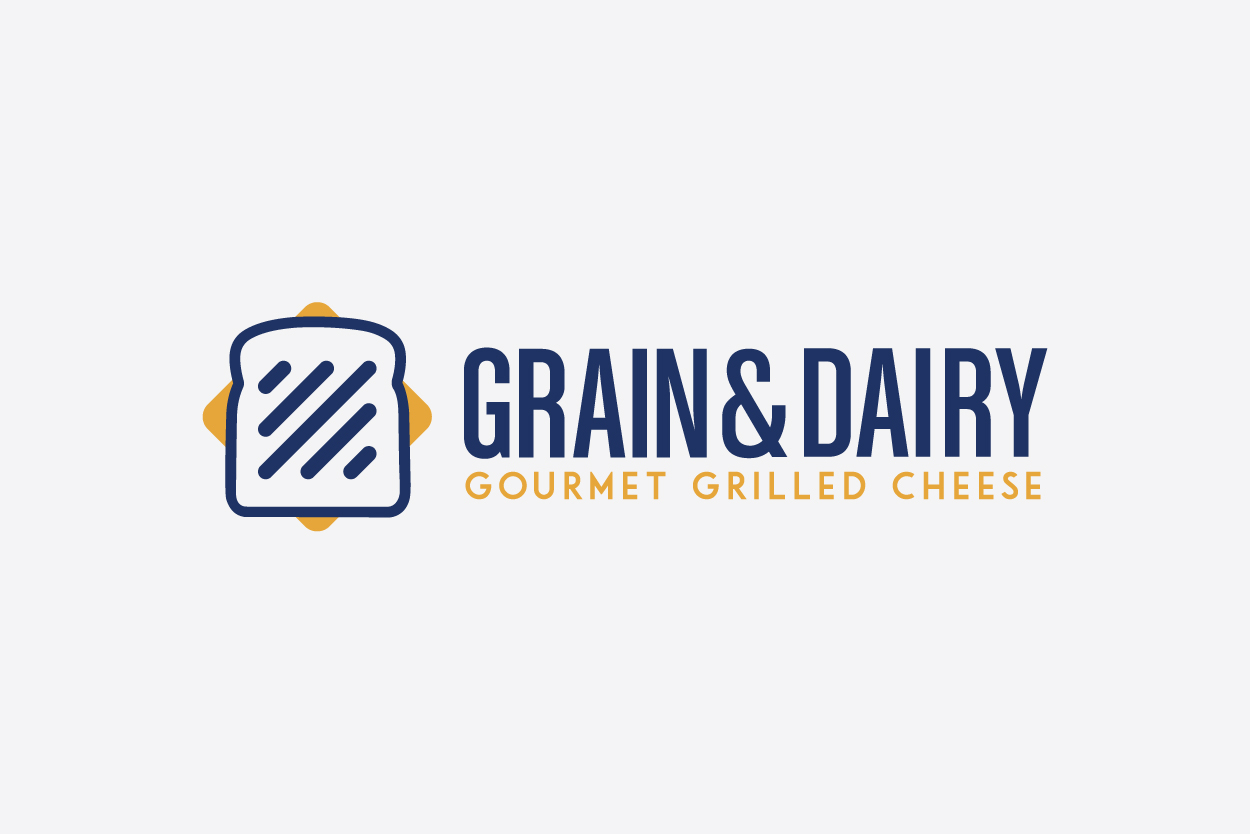 Grain and Dairy Grilled Cheese logo