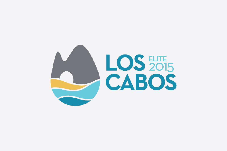 Los Cabos beach logo