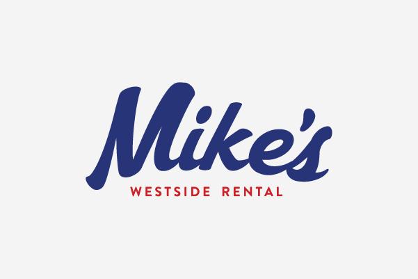 Mikes Westside Rental logo