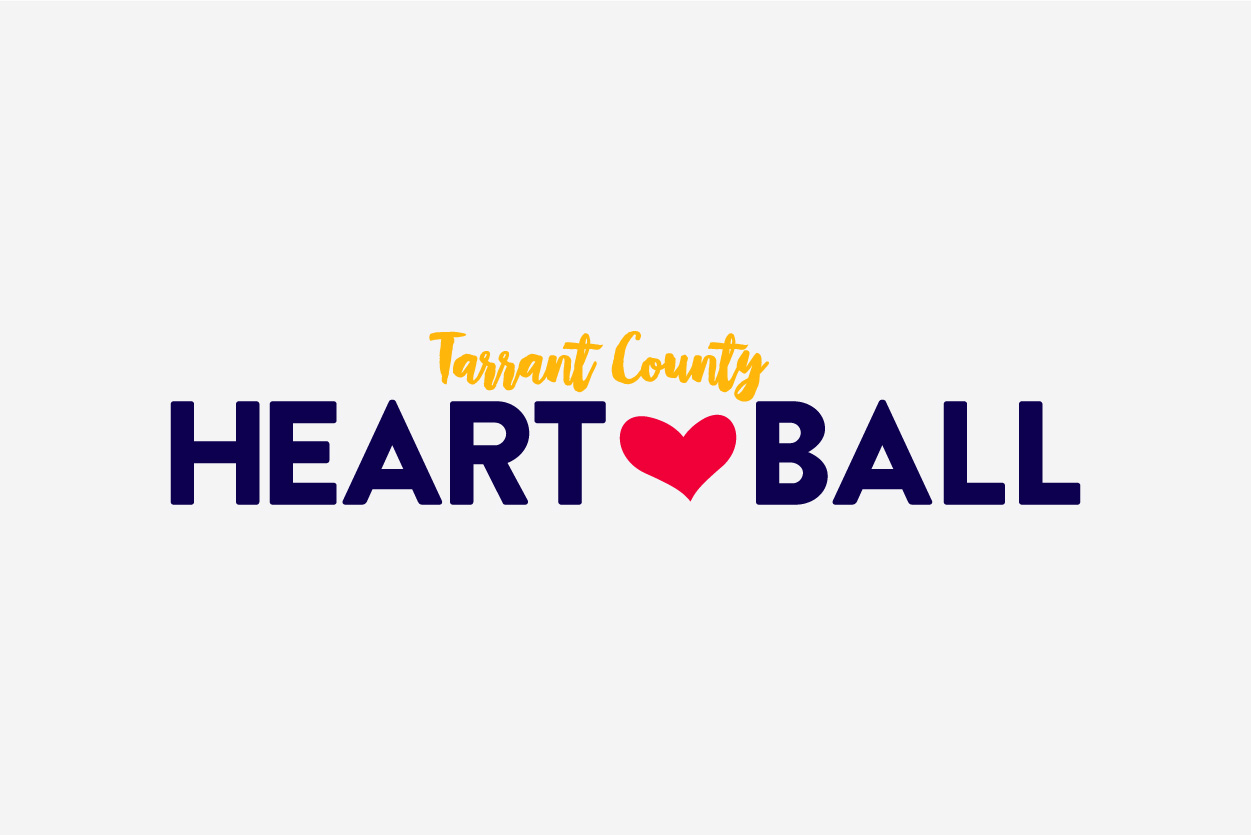 2018 Heart Ball Design - Event Logo Design