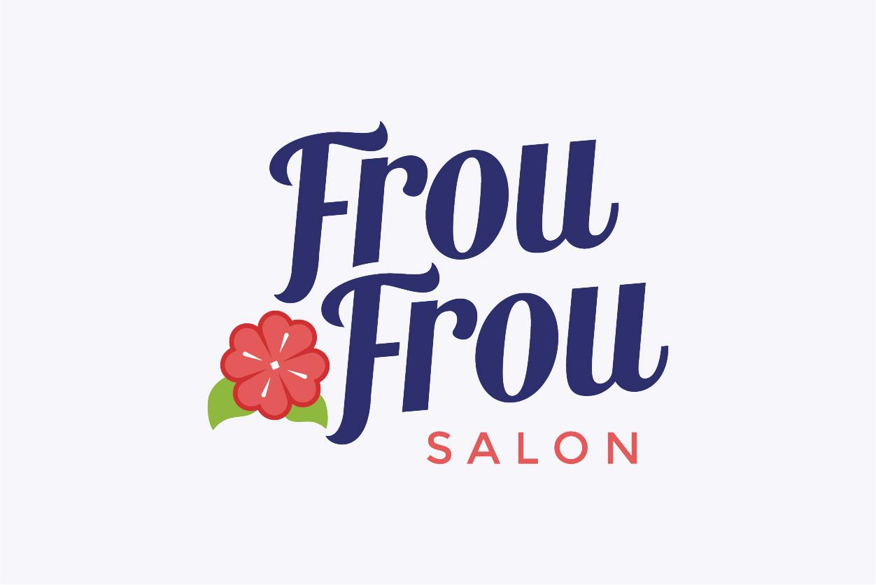 Frou Frou Salon Logo