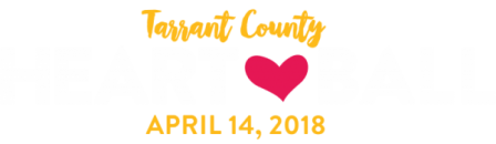 2018 Heart Ball Design - Event Logo Design